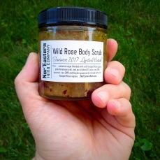 Wild Rose Body Scrub