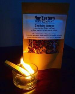 Smudging Incense & Palo Santo